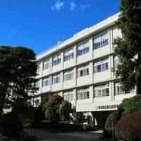 埼玉県立児玉高等学校の校舎